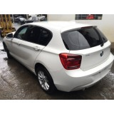 Sucata Bmw 116 1.6 Turbo 2014
