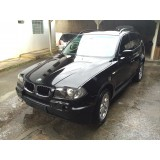Sucata Bmw X3 Family 2.5 6CC 2005