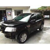 Sucata Land Rover Freelander 2 SE 3.2 4x4 2008/2008 Gas.