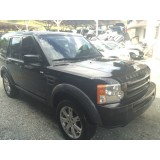 Sucata Land Rover Discovery 3 S V6 2009 Diesel