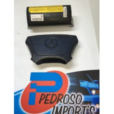 Bolsa Air Bag Motorista E Passageiro Mercedes E320 E430 2001