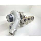 Turbina Motor Mercedes-benz Amg 63 5.5 V8 2015 Lado Esquerdo