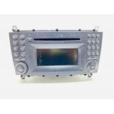 Rádio Original Mercedes-benz Clc 2010 A2038703594