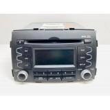 Rádio Original Kia Sorento 2012 961402p400